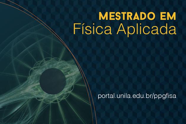 Mestrado em Física banner site
