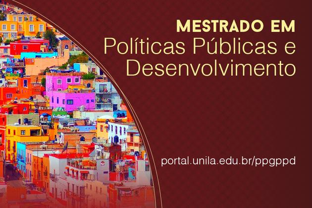 Mestrado Políticas Públicas banner site