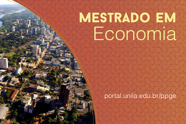Mestrado em Economia banner site