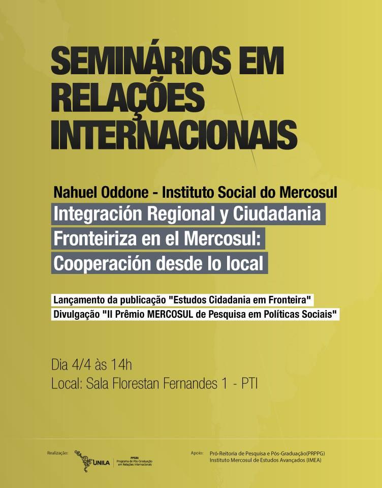 Seminário de Relações Internacionais_Naruhel