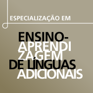 Especialização em Ensino Aprendizagem de Linguas Adicionais