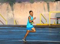 No Brasil desde 2017, o angolano Afonso José Dala sempre sonhou em ingressar na universidade, mas nunca deixou de lado sua maior paixão: o atletismo