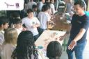 A comunidade unileira desenvolve ações de extensão em diversos espaços como escolas, associações e unidades de saúd