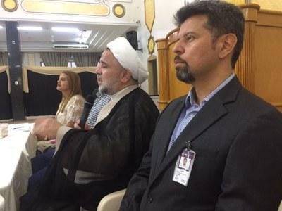 Cerimônia contou com a participação de autoridades da comunidade árabe e da UNILA
