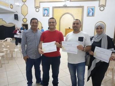 Em 2019, passaram pelo projeto 290 integrantes da comunidade árabe