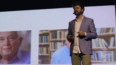 Francisney do Nascimento, doutor em Farmacologia e docente da Universidade Federal da Integração Latino-Americana (UNILA)