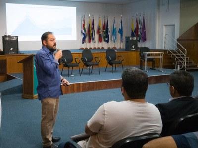 Jamur Marchi falou sobre as singularidades da PLOA de 2020