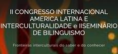 Congresso sobre interculturalidade e Seminário de Bilinguismo