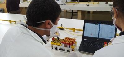 Testes são realizados por meio de uma parceria entre UNILA e poder público municipal