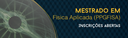 Banner mestrado em Física Aplicada