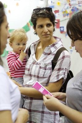 Docente que esteve em licença-maternidade terá um bônus de 20 pontos, equivalente a uma publicação nível A1 da Capes.