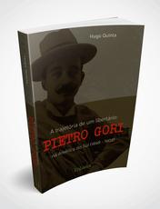 Capa do livro Trajetória de um libertário: Pietro Gori na América do Sul (1898-1902)