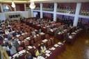 Parlamento do Mercosul é composto por parlamentares dos cidadãos dos Estados-Partes do Mercosul: Argentina, Brasil, Paraguai e Uruguai