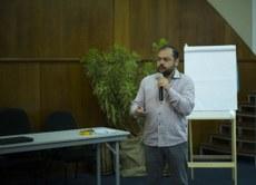 Jamur Johnas Marchi, pró-reitor de Planejamento, Orçamento e Finanças