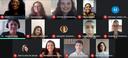 Alunos do Colégio Ayrton Senna da Silva participaram do primeiro encontro virtual do projeto