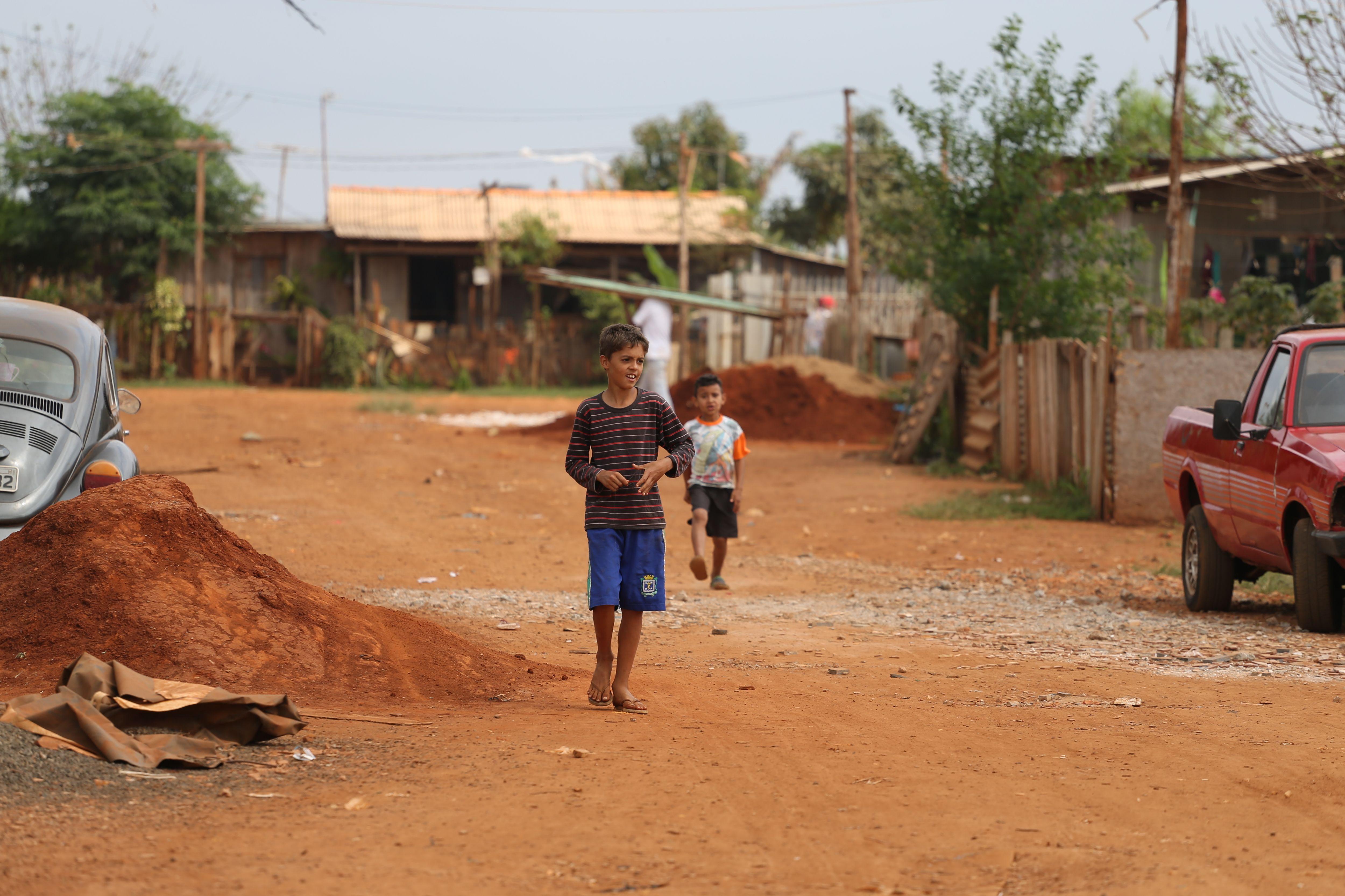 Ocupação conta com mais de mil famílias e 5 mil pessoas