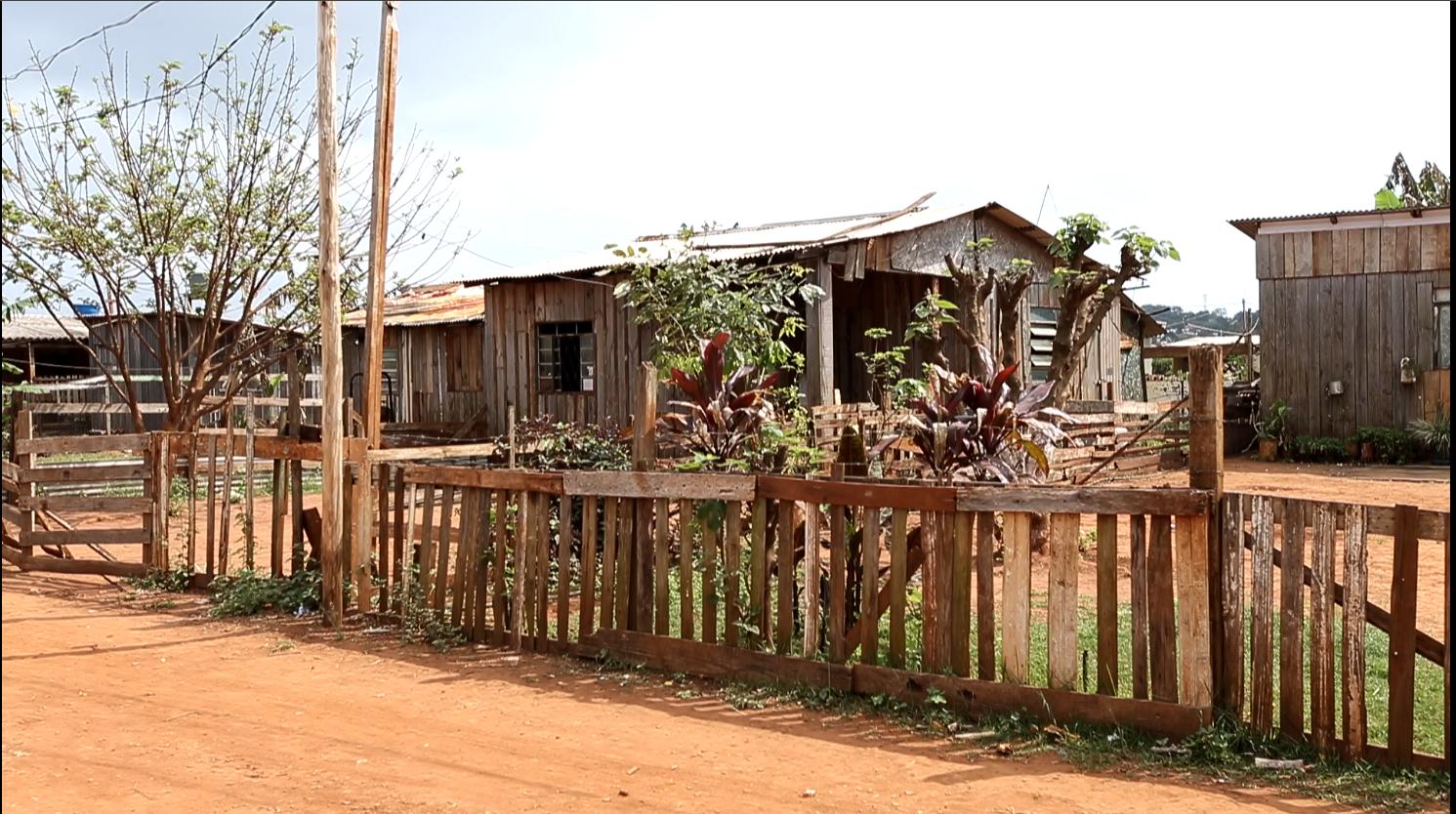 Casa na Ocupação do Bubas