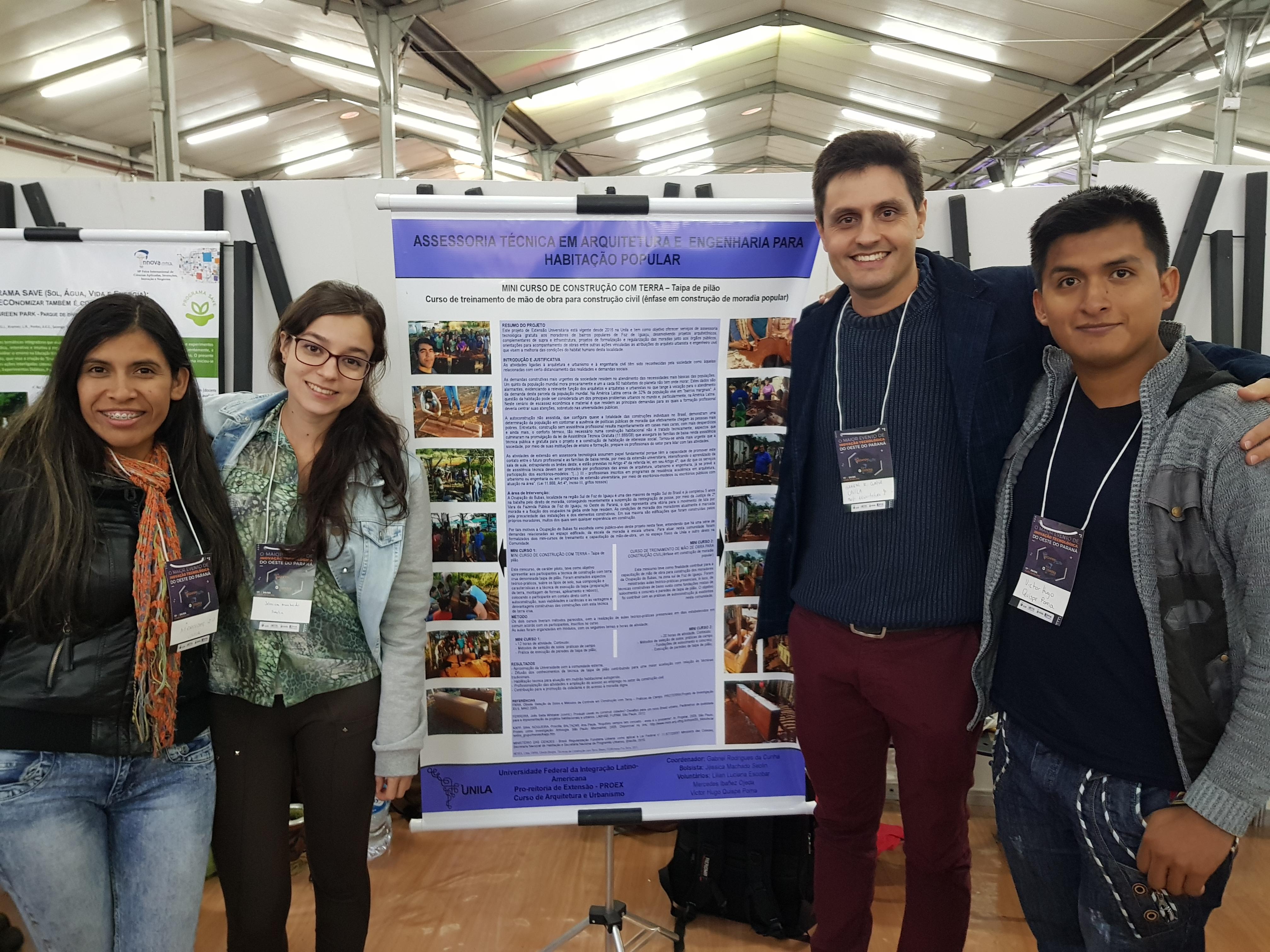 Três projetos de extensão e pesquisa da UNILA foram premiados