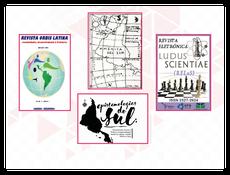 Capas de revistas ou periódicos científicos da UNILA