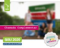 As matrículas deverão ser realizadas de 4 a 6 de março, na UNILA-Jardim Universitário; neste ano, foram ofertadas 823 vagas por meio do Sisu