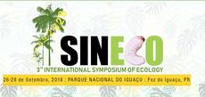3º Simpósio Internacional de Ecologia