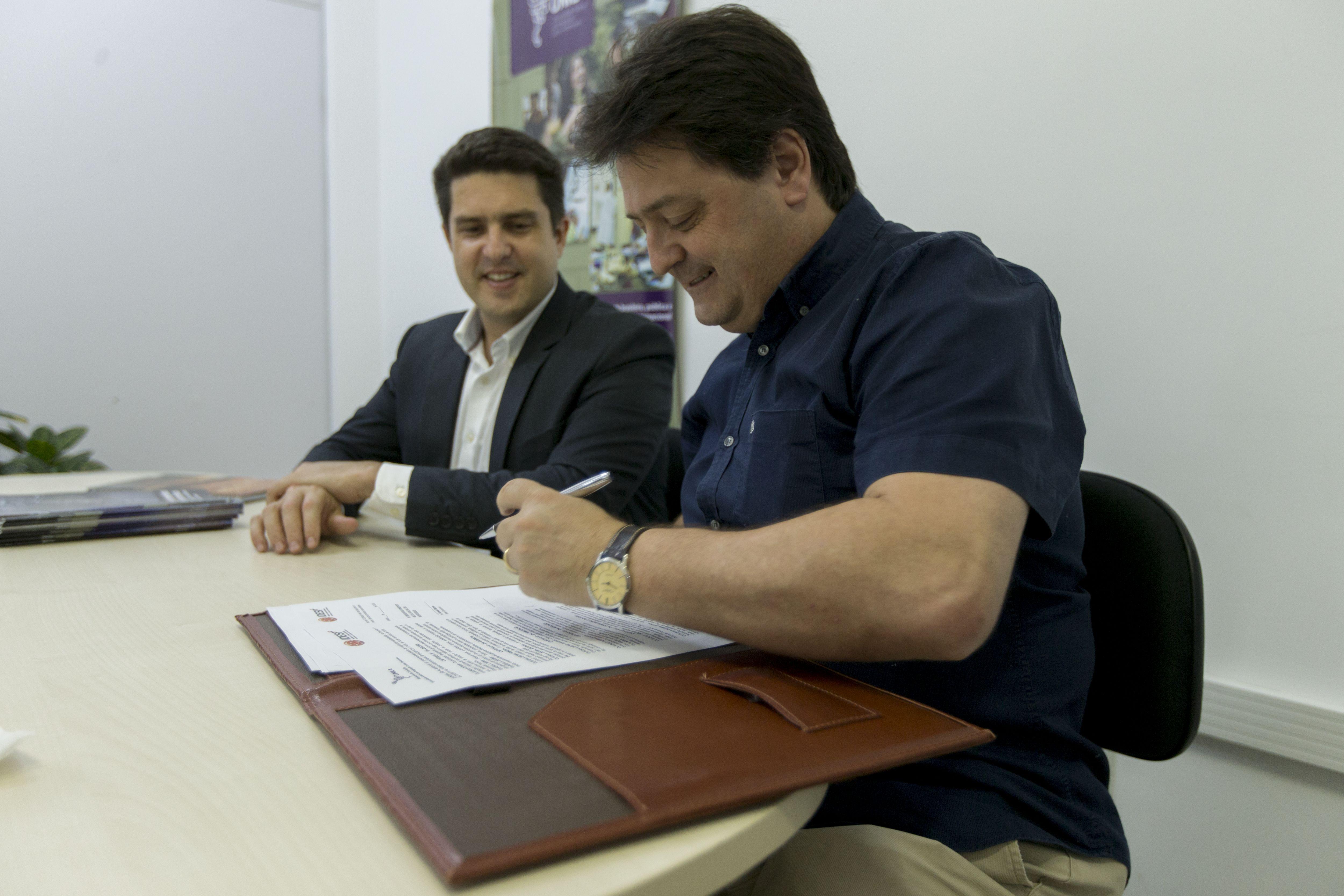 Luciano Barros, do IDESF