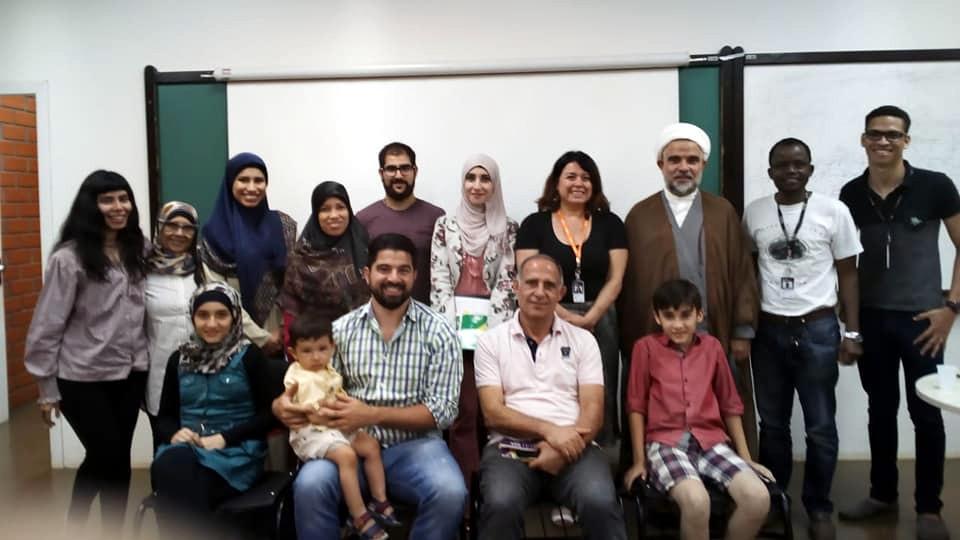 Projeto de Extensão Diálogo Inter-Religioso