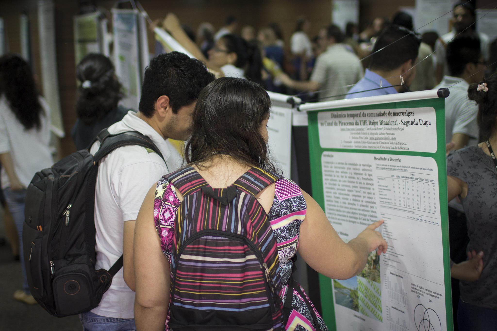 Equipes de pesquisadores irão apresentar os resultados de seus estudos em eventos públicos de divulgação, abertos para a comunidade