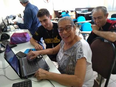 Em 2018, 20 idosos recém-alfabetizados participaram do projeto ofertado pela UNILA