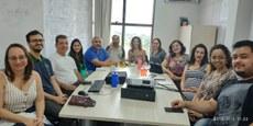 Primeira reunião de trabalho entre integrantes do ICMBio e da UNILA