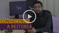 Assista ao primeiro vídeo produzido para apresentação deste novo canal de comunicação, cujo objetivo é estreitar os laços da gestão com a comunidade universitária