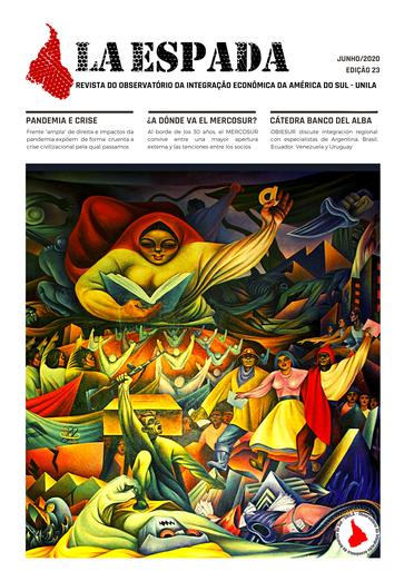 Capa Revista La Espada número 23